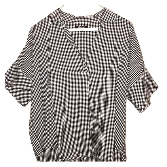 Madewell Tops - Madewell Oversized Blouse
